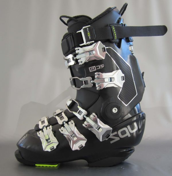 UPZ snowboard boots RC12 Anthracite